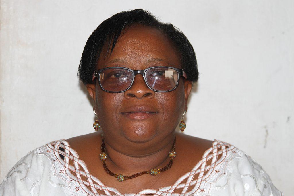 Ms. Agnes Adjo Mawuli APEDOE