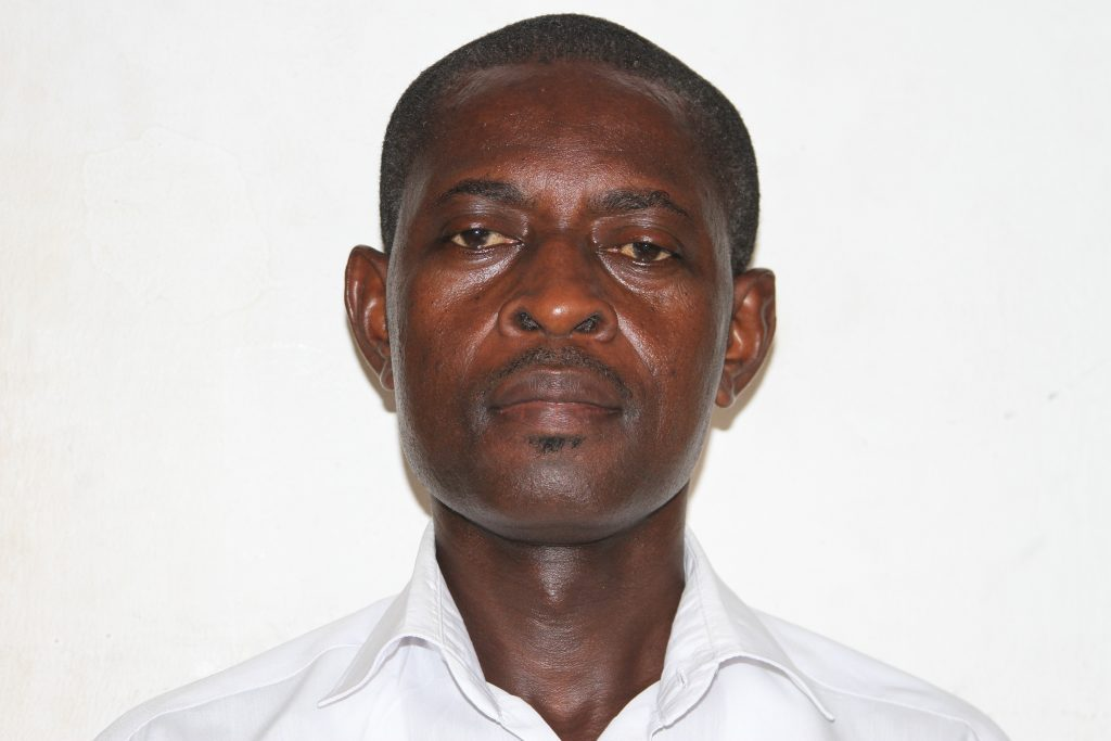 Mr. Jonas ADJEI-OKOE