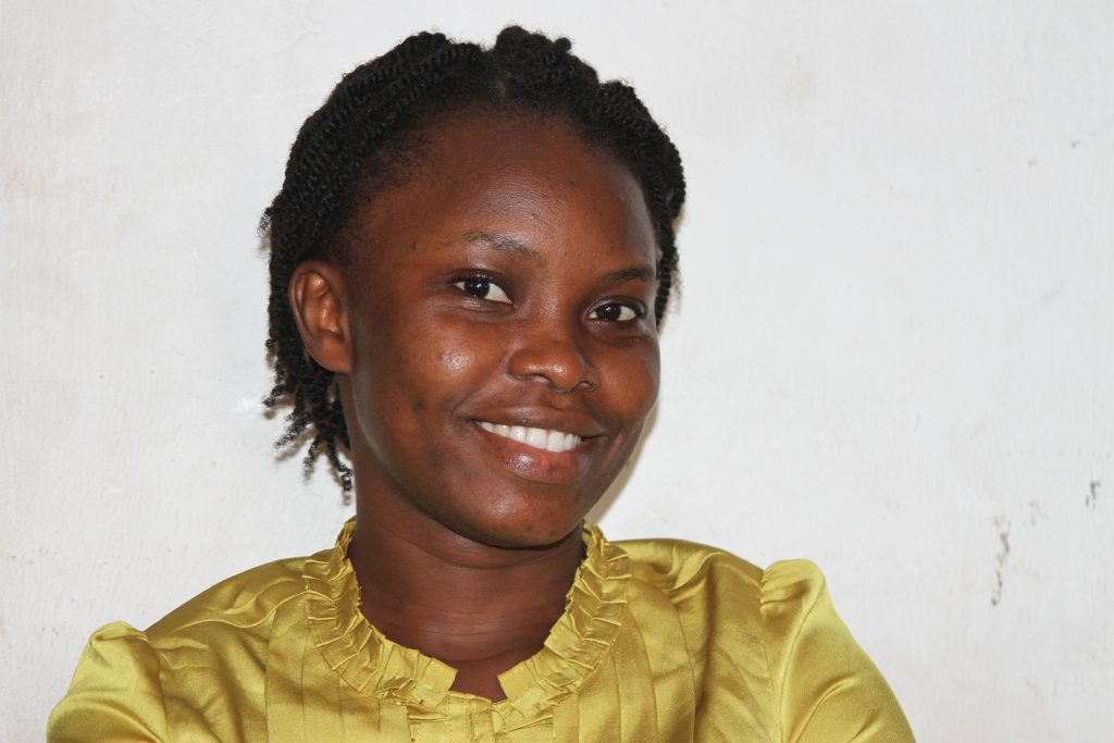 Mrs. Ruth Bunmi ODUFALA