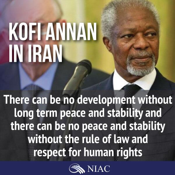 Obituary Kofi Annan 1938 – 2018