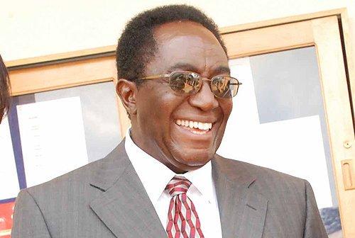 Prof. John Ssentamu DDUMBA
